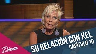 Raquel y su relación con Kel Calderón   Diana   Capítulo 10