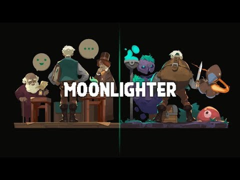 Moonlighter PC Gameplay Impressions #3 - What's On The Second Floor!?