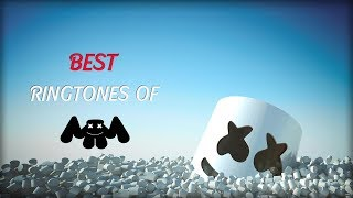 Top 5 Best Marshmello Ringtones 2018  Dowload Now 