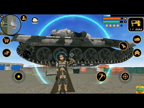 Naxeex Superhero Game #38 Upgrade Telekinesis Power  by Naxeex LLC   Android GamePlay FHD