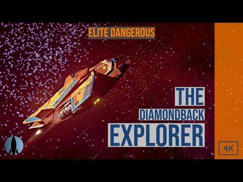 The Diamondback Explorer [Elite Dangerous]