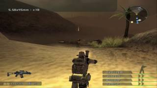 Socom 3 - Mission 4 - In the Balance - PCSX2