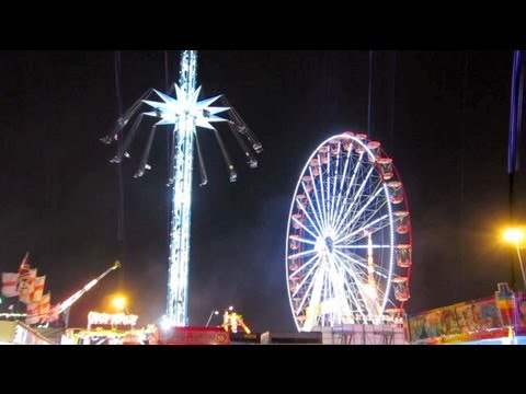 Goose Fair 2013, Friday HD