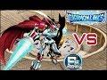 Digimon Links - Gallantmon X - PvP Colosseum Battle