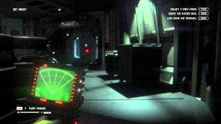 ALIEN ISOLATION Survival Mode With Commentary  Part # 1