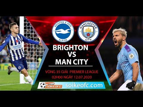 Soi kèo Brighton vs Manchester City | 2h ngày 12.07.2020 ...