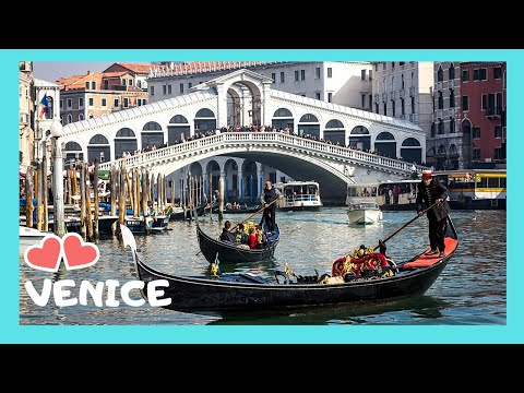 The spectacular Grand Canal of Venice, Italy