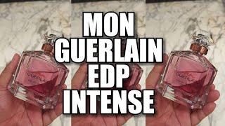 MON GUERLAIN EDP INTENSE (2019) vs. MON GUERLAIN EDP