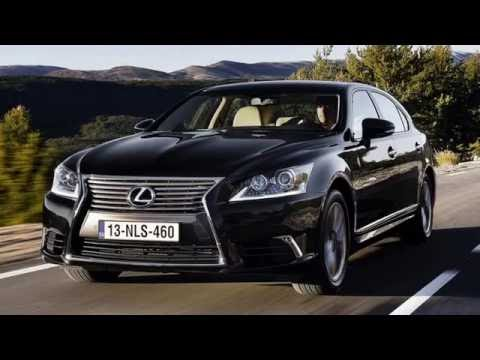 Lexus Ls 460l 2017 Best Performance And Quality