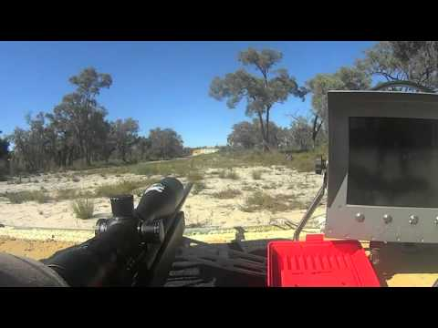 Perth-Fremantle Rifle Club @ Bindoon Rifle Range 5/3/16