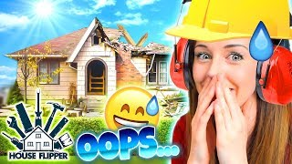 WORST👏DECORATOR👏EVER... (⚒ House Flipper! 🏘)