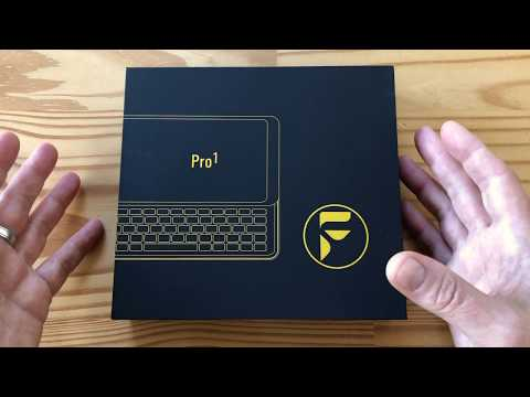 F(x)tec Pro1 Unboxing: A QWERTY Slider In 2020?