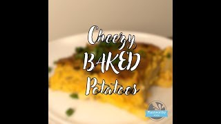 Cheezy BAKED Potatoes