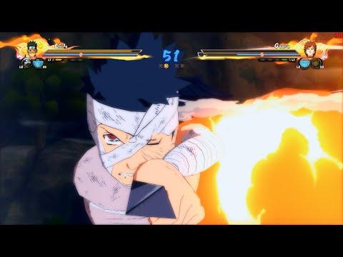 Naruto Ultimate Ninja Storm 4 PC MOD - One Arm Kid Obito Character Swap Mod Gameplay