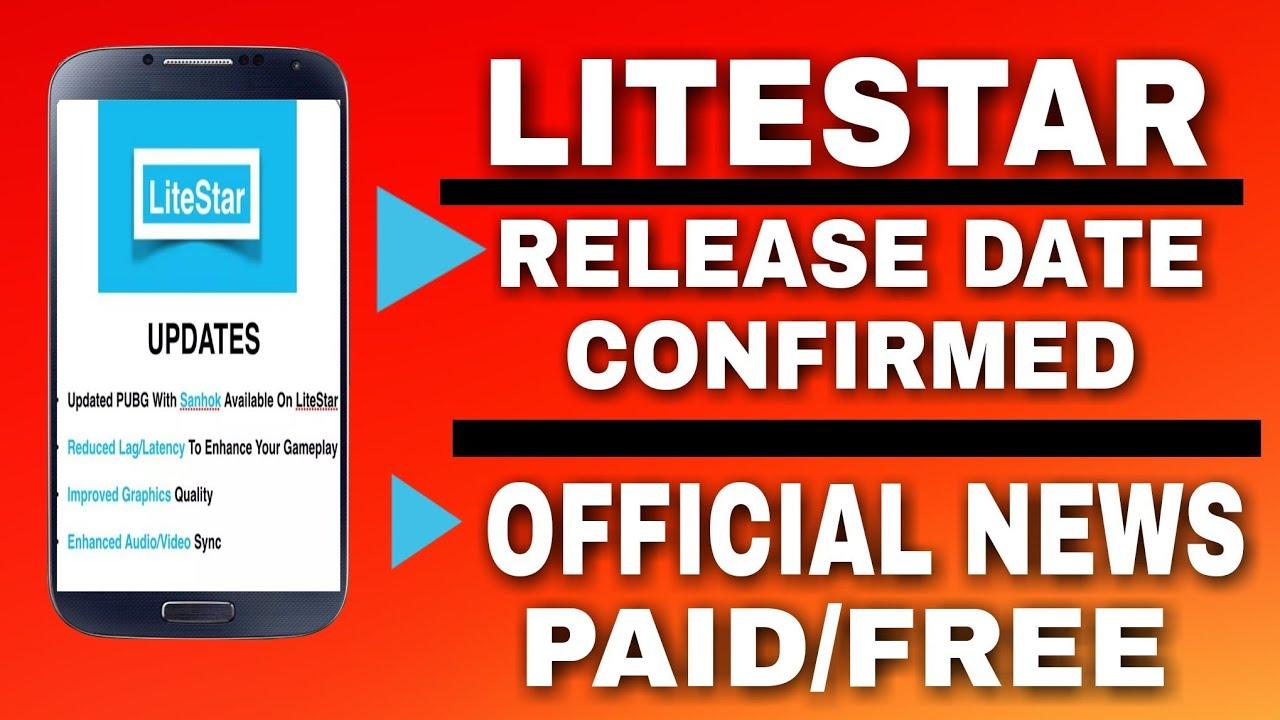 Litestar app coming soon | Litestar release date | play pubg in litestar  app | Litestar app paid??