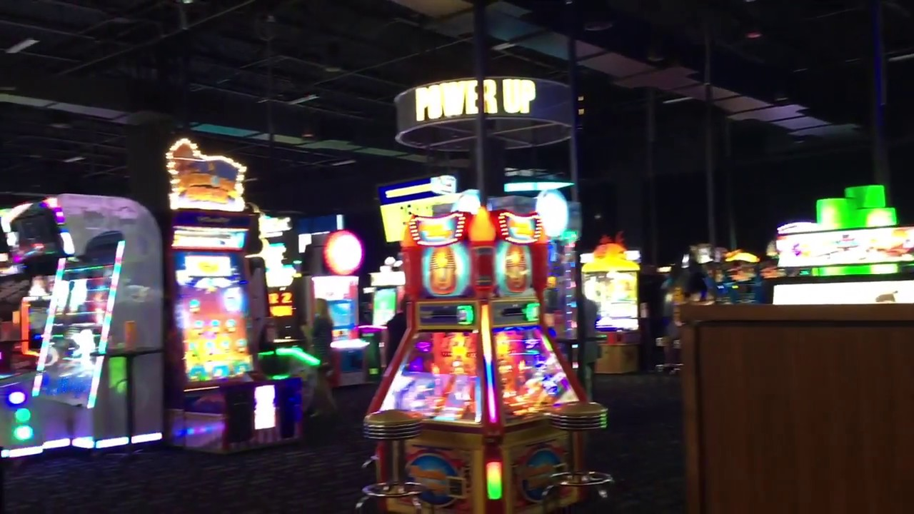 Dave Buster S Opens New Location In New Orleans Youtube
