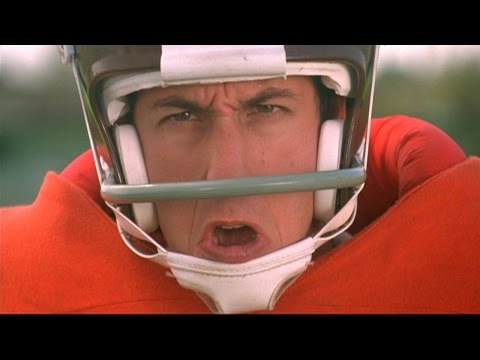 The waterboy movie with adam sandler
