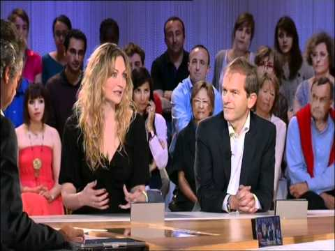Ondine Khayat au Grand Journal