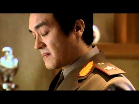 Iris the movie 2009  - Kim Hyun Joon's death.mp4