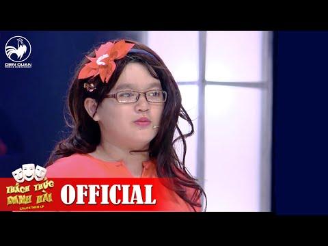 Thách Thức Danh Hài mùa 2  Thí sinh 12 tuổi tự tin giả giọng nữ