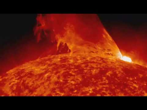 Solar Flares  - Compilation of clips showing Solar Flares / CMEs  etc erupting from our Sun
