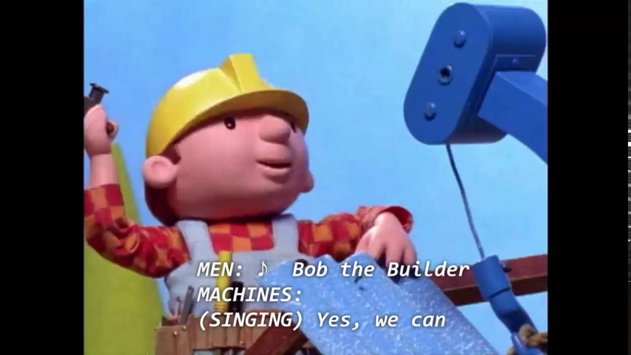 Bob The Builder Theme Song Repeated 10 Minutes Youtube