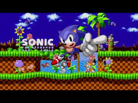 Sonic The Hedgehog (2013 Remake) - Part 6 : Scrap Brain Zone + extras