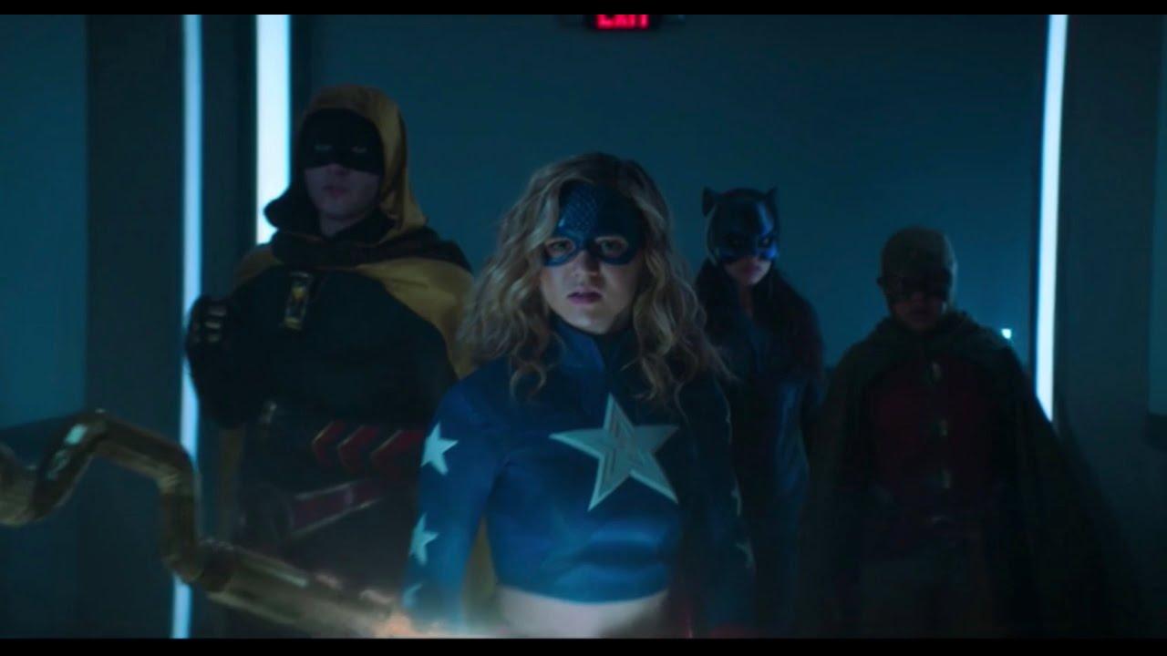 Download DC's Stargirl 1x06 JSA VS SportsMaster and Tigress (1)