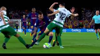 Lionel Messi 2017/18 ● Dribbling Skills, Assists & Goals | HD
