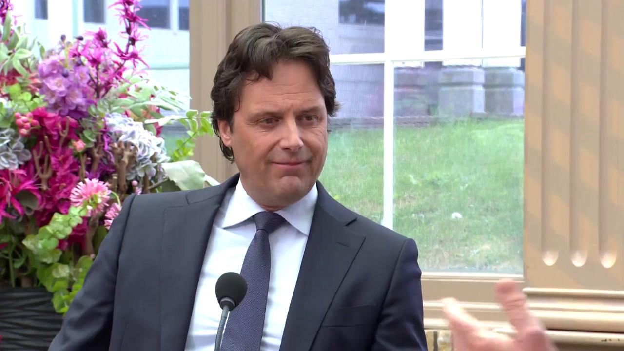 Olaf Stuger (GO) bij Business-Class