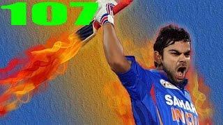 World Cup update: Virat Kohli hits century (12 noon)