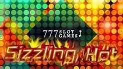 SIZZLING HOT online free slot 777SLOTGAMES