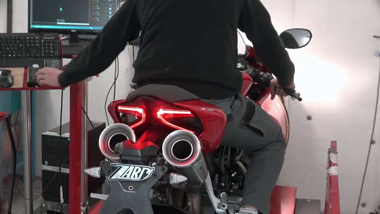 Ducati  Exhaust Options