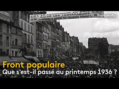 front-populaire-:-que-s'est-il-passé-au-printemps-1936-?---franceinfo: