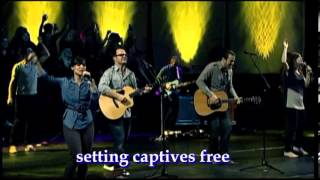 """The Kingdom is Here"" (with lyrics) - as performed at World Mandate 2011"