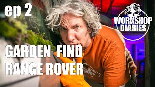 Edd China's Workshop Diaries Episode 2 (1982 Range Rover V8)
