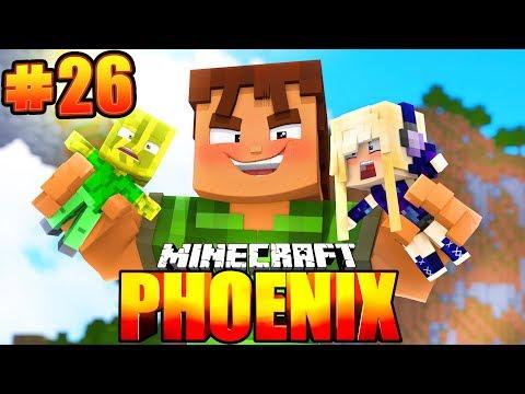 SO WURDE ICH RIESIG?! - Minecraft PHOENIX #26 [Facecam]