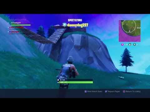 FORTNITE BATTLE ROYALE! *new* Secret chest spawn in Tilted  Towers*Going for #1