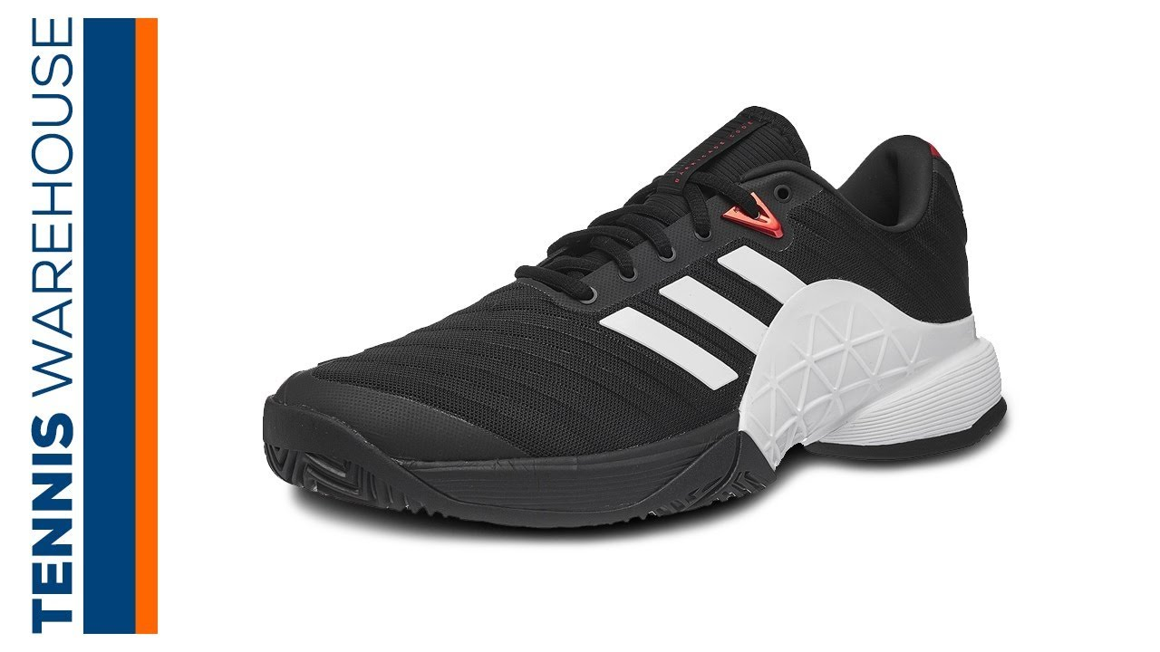 2018 Men's Shoes Barricade Adidas Whiteblacksilver kuTwOPZXi
