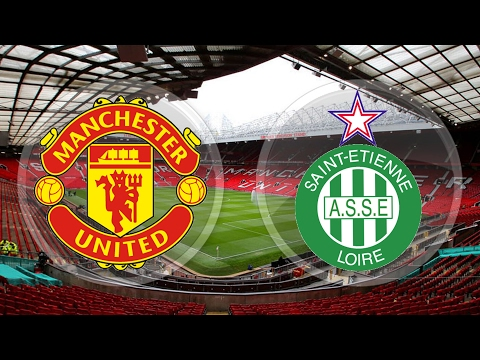 MANCHESTER UNITED VS ST  ETIENNE LIVE!!! STREAM!!! REACTION!!!