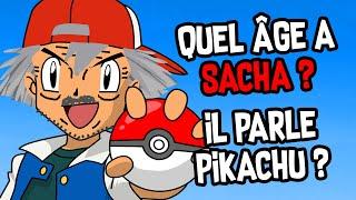 Les 5 MYSTÈRES de Sacha dans Pokémon.