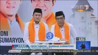 Video Debat Cabup Bekasi 2017 Kompas TV 5 download MP3, 3GP, MP4, WEBM, AVI, FLV November 2017