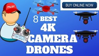 The Best Drones For 2019 (Best of 2018 ) Advanced technology Drones