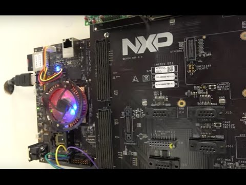 NXP i.MX8, ARM Cortex-A72, ARM Cortex-A53 and ARM Cortex-M4