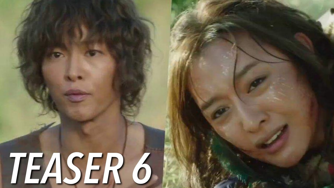 Arthdal Chronicles Teaser 6 -  Song Joong Ki, Kim Ji Won & Jang Dong Gun