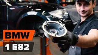 BMW E87 apkope - video pamācības