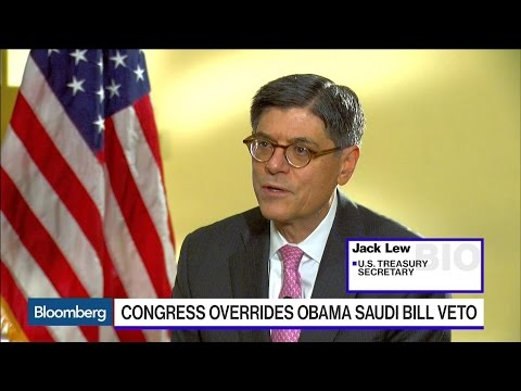Jack Lew: 9/11 Bill 'Very Bad Legislation'