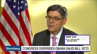 Jack Lew: 9/11 Bill 'Very Bad Legislation'