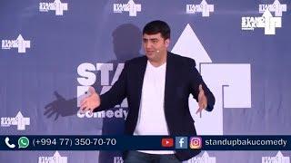 Həsrət Həsrətov (Stand UP Baku 40-cı veriliş)