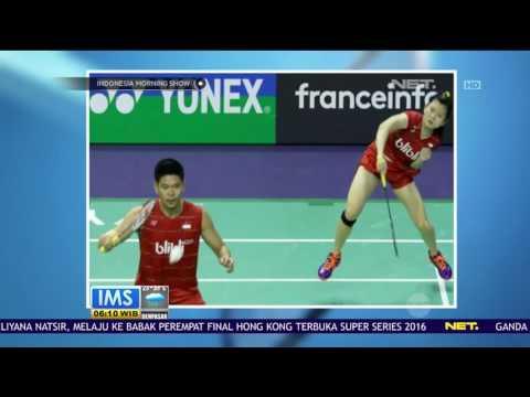 4 Wakil Indonesia Lolos ke Babak Perempat Final Hongkong Open Series 2016